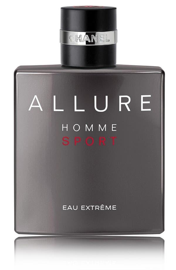 Alternate Image 1 Selected - CHANEL ALLURE HOMME SPORT EAU EXTREME Eau de Parfum