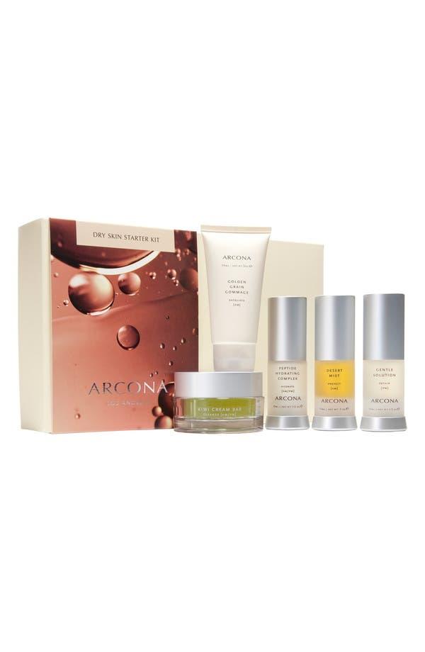 Alternate Image 1 Selected - ARCONA Dry Skin Starter Kit
