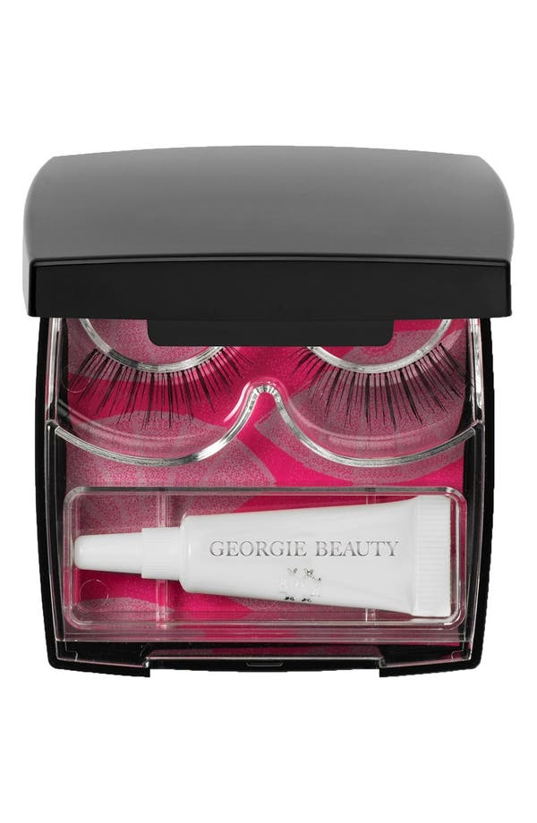 Alternate Image 1 Selected - Georgie Beauty™ 'La Chérie' Faux Lash Compact