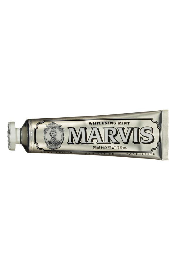 'Marvis' Whitening Mint Toothpaste,                         Main,                         color, No Color