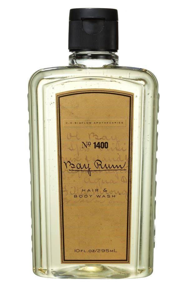 Bay Rum Hair & Body Wash,                             Main thumbnail 1, color,                             No Color
