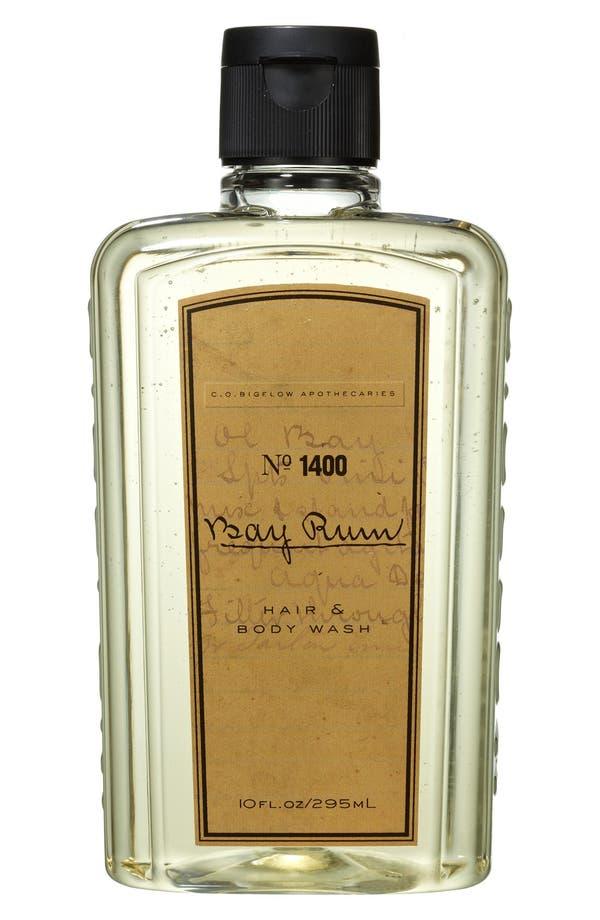 Bay Rum Hair & Body Wash,                         Main,                         color, No Color