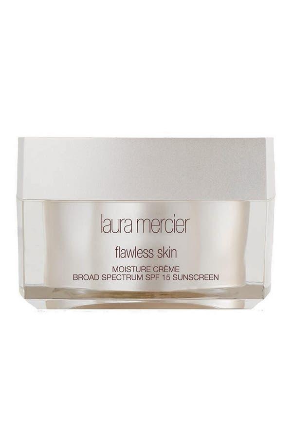 'Flawless Skin' Moisture Crème Broad Spectrum SPF 15,                             Main thumbnail 1, color,                             No Color