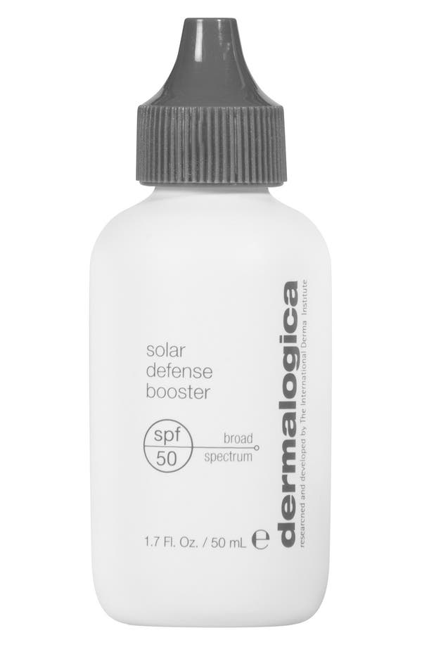Solar Defense Booster SPF 50,                             Main thumbnail 1, color,                             No Color