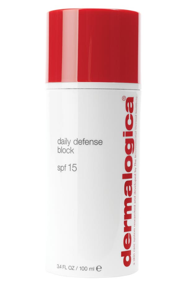 Daily Defense SPF 15,                             Main thumbnail 1, color,                             No Color