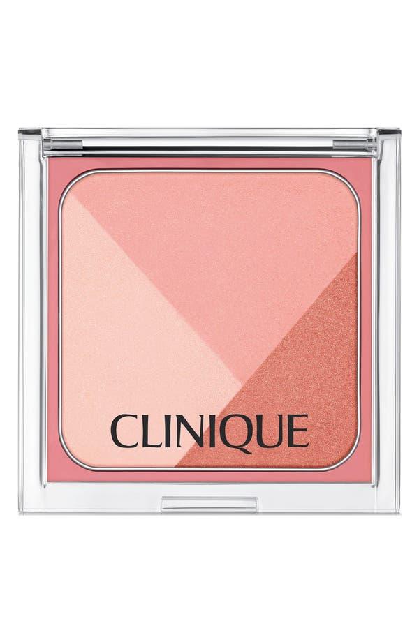 Main Image - Clinique 'Sculptionary' Cheek Contouring Palette