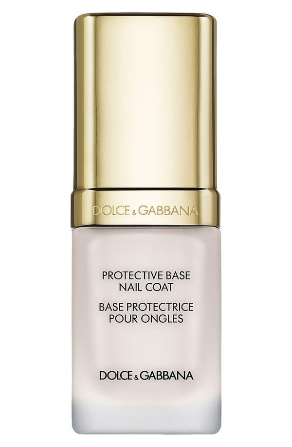 Alternate Image 1 Selected - Dolce&Gabbana Beauty 'The Nail Lacquer' Liquid Base Coat