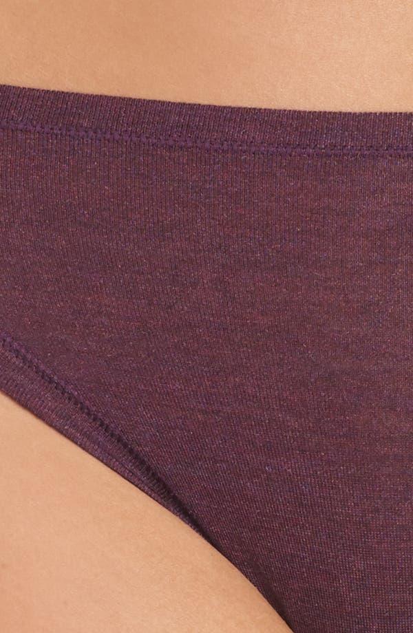 Alternate Image 5  - Natori Bliss Essence Bikini (3 for $45)