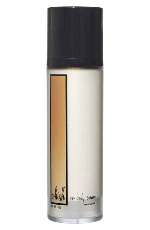 Alternate Image 1 Selected - Whish™ Coconut Milk CC Body Cream