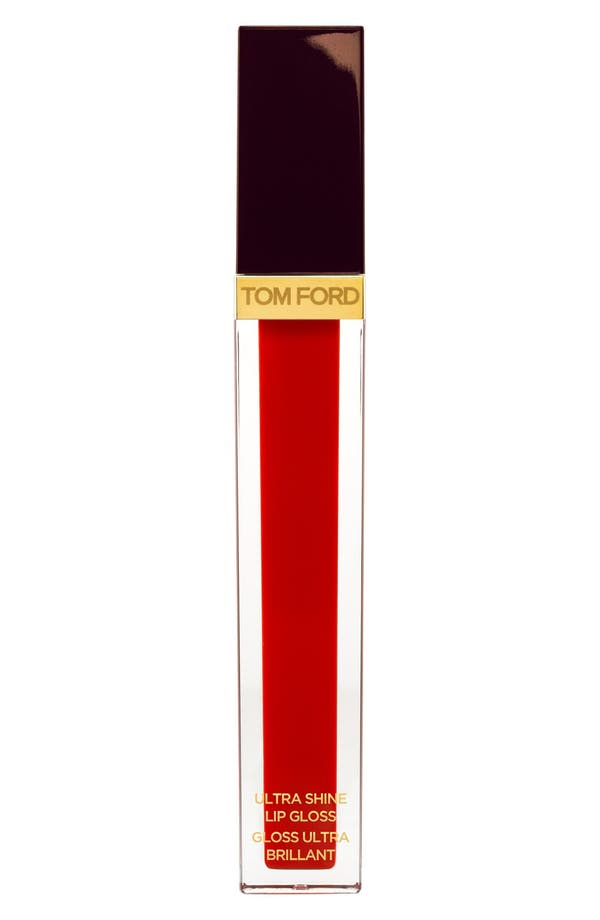 Image result for tom ford red lip gloss