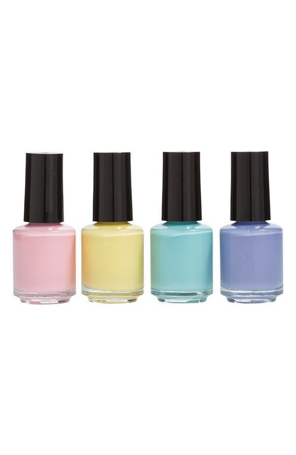 Alternate Image 1 Selected - BP. Mini Nail Lacquer Set (4-Pack)