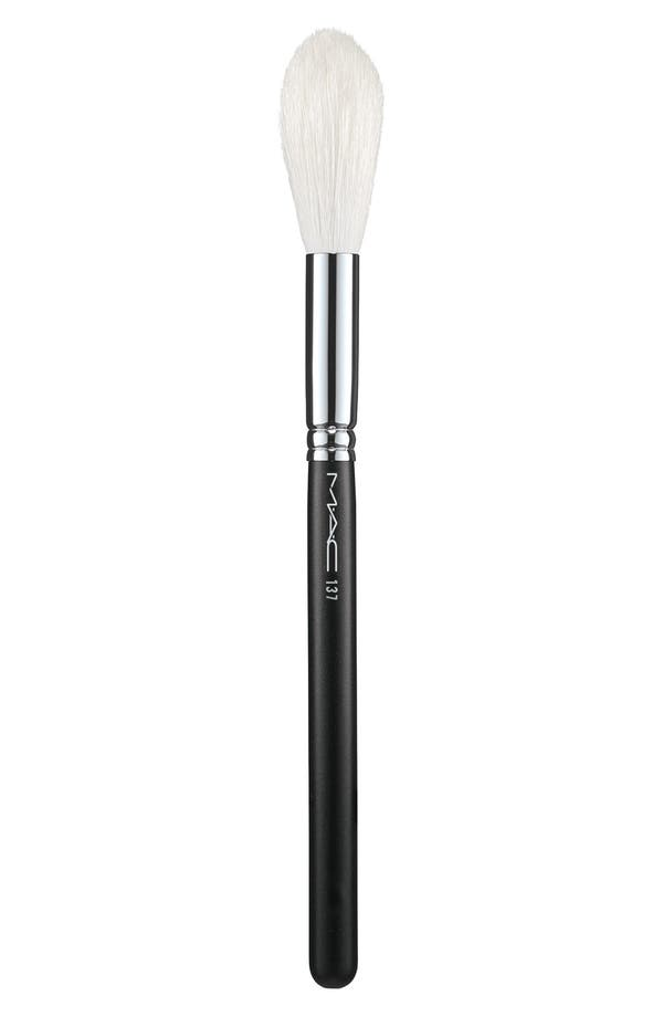 Main Image - MAC 137 Long Blending Brush