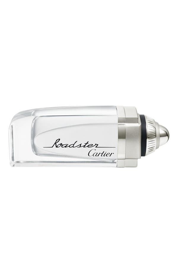 Alternate Image 1 Selected - Cartier 'Roadster' Eau de Toilette Natural Spray