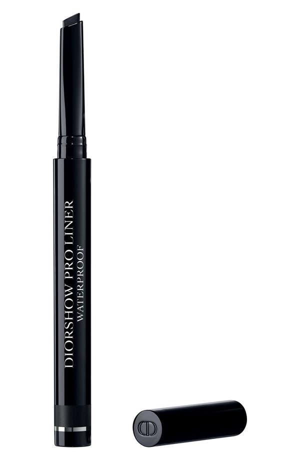 Alternate Image 1 Selected - Dior 'Diorshow' Waterproof Pro Liner