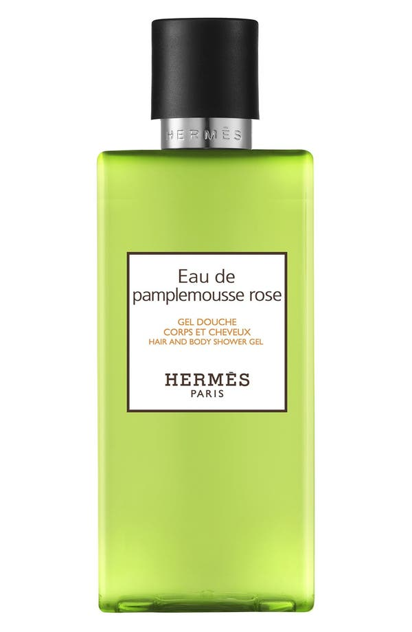 Main Image - Hermès Eau de Pamplemousse Rose - Hair and body shower gel