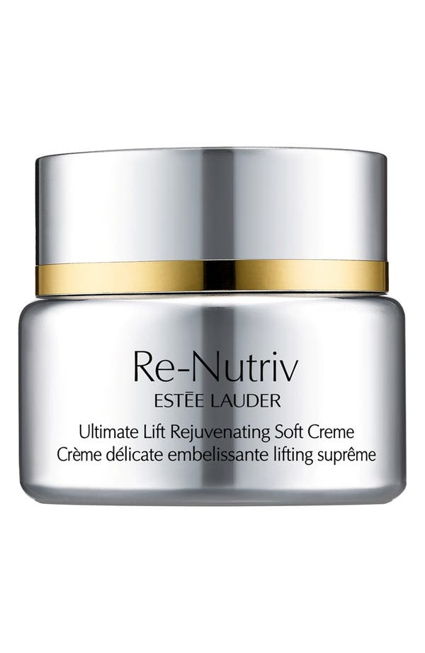 Re-Nutriv Ultimate Lift Rejuvenating Soft Crème,                             Main thumbnail 1, color,                             No Color