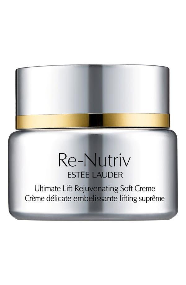 Re-Nutriv Ultimate Lift Rejuvenating Soft Crème,                         Main,                         color, No Color