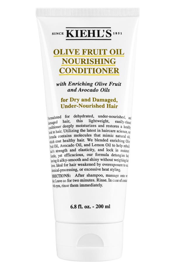Alternate Image 1 Selected - Kiehl's Since 1851 Olive Fruit Oil Nourishing Conditioner