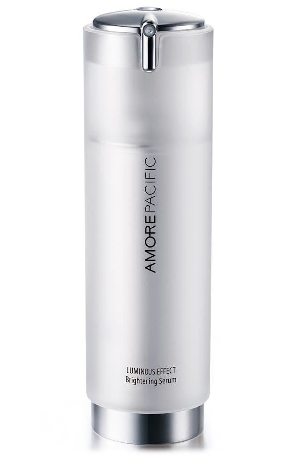 Alternate Image 1 Selected - AMOREPACIFIC Luminous Effect Brightening Serum