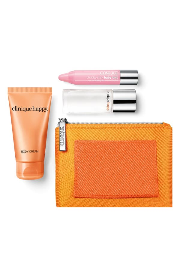 Main Image - Clinique 'Happy All Over' Set ($45 Value)