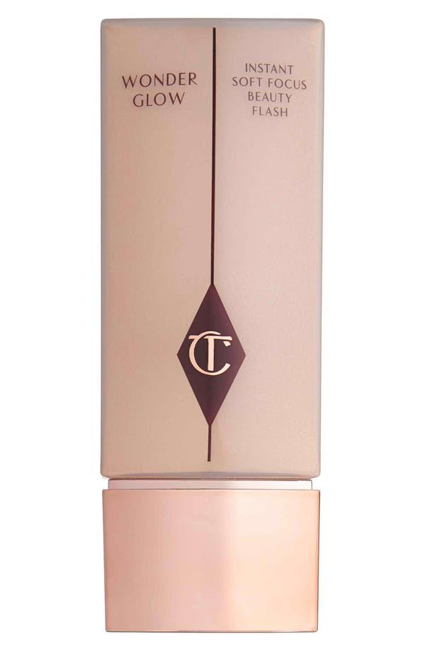 Main Image - Charlotte Tilbury 'Wonderglow' Instant Soft-Focus Beauty Flash
