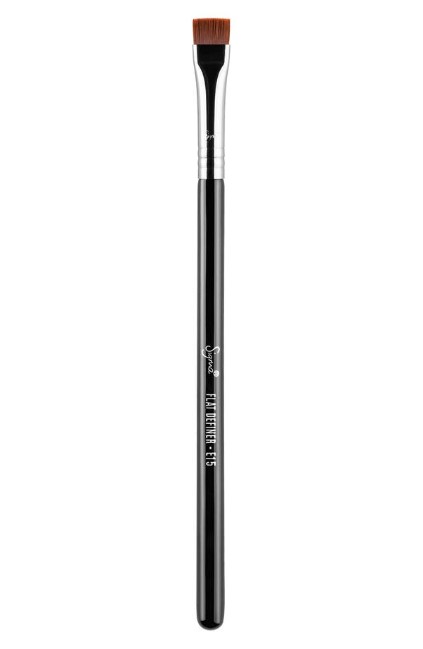 Alternate Image 1 Selected - Sigma Beauty E15 Flat Definer Brush
