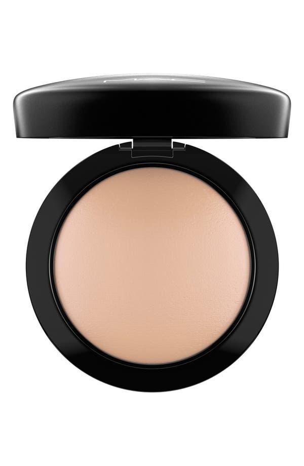 MAC Mineralize Skinfinish Natural,                         Main,                         color, Medium Plus