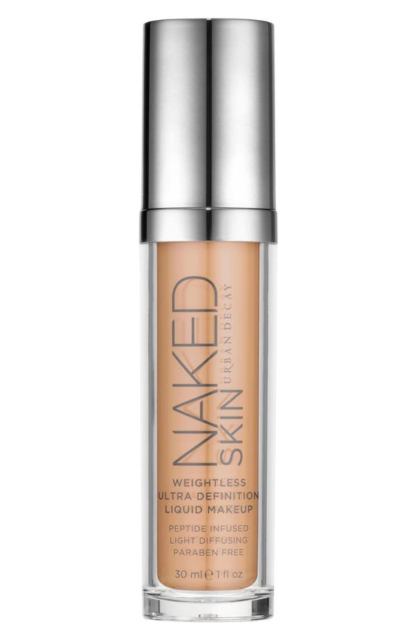 Naked Skin Weightless Ultra Definition Liquid Makeup,                         Main,                         color, 3.25