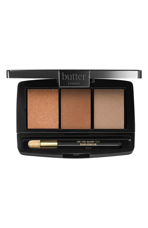 Alternate Image 1 Selected - butter LONDON 'BronzerClutch' Bronzer Palette ($57 Value)