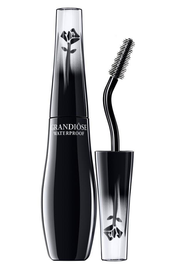 Grandiose Multi-Benefit Lengthening, Lifting and Volumizing Waterproof Mascara,                         Main,                         color, Black