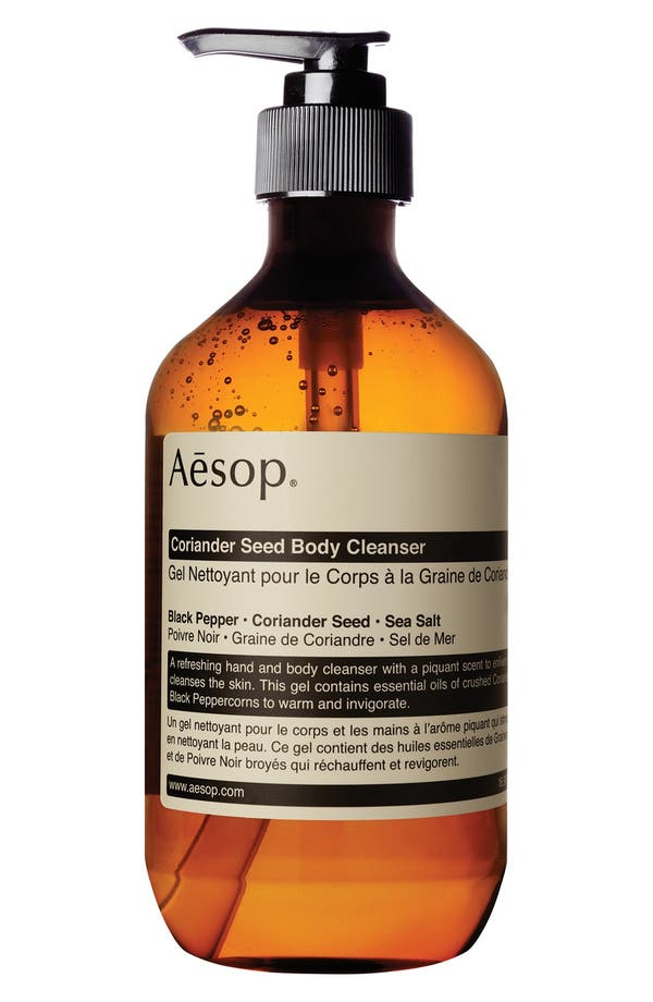 Alternate Image 2  - Aesop Coriander Seed Body Cleanser