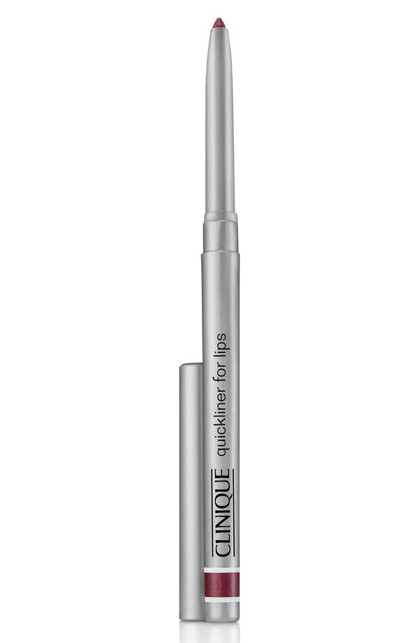 Main Image - Clinique Quickliner for Lips