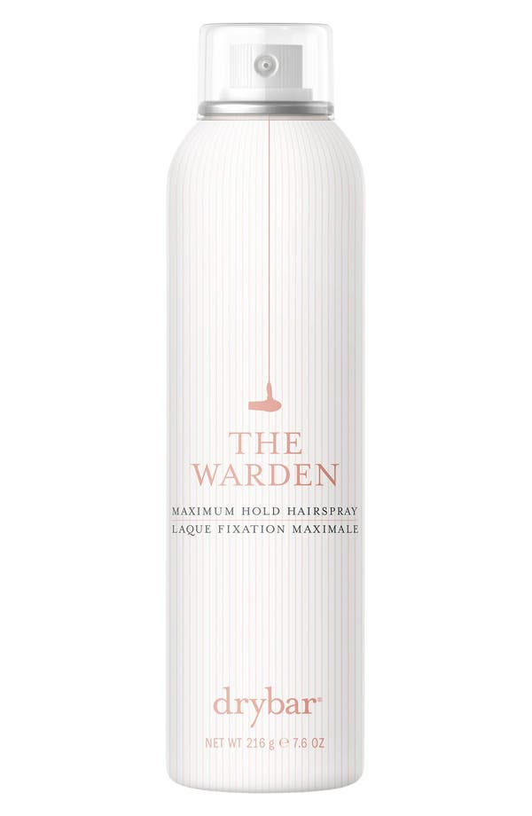 'The Warden' Maximum Hold Hairspray,                         Main,                         color, No Color