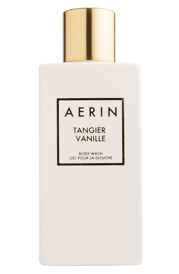 AERIN Beauty Tangier Vanille Body Wash,                             Main thumbnail 1, color,                             No Color