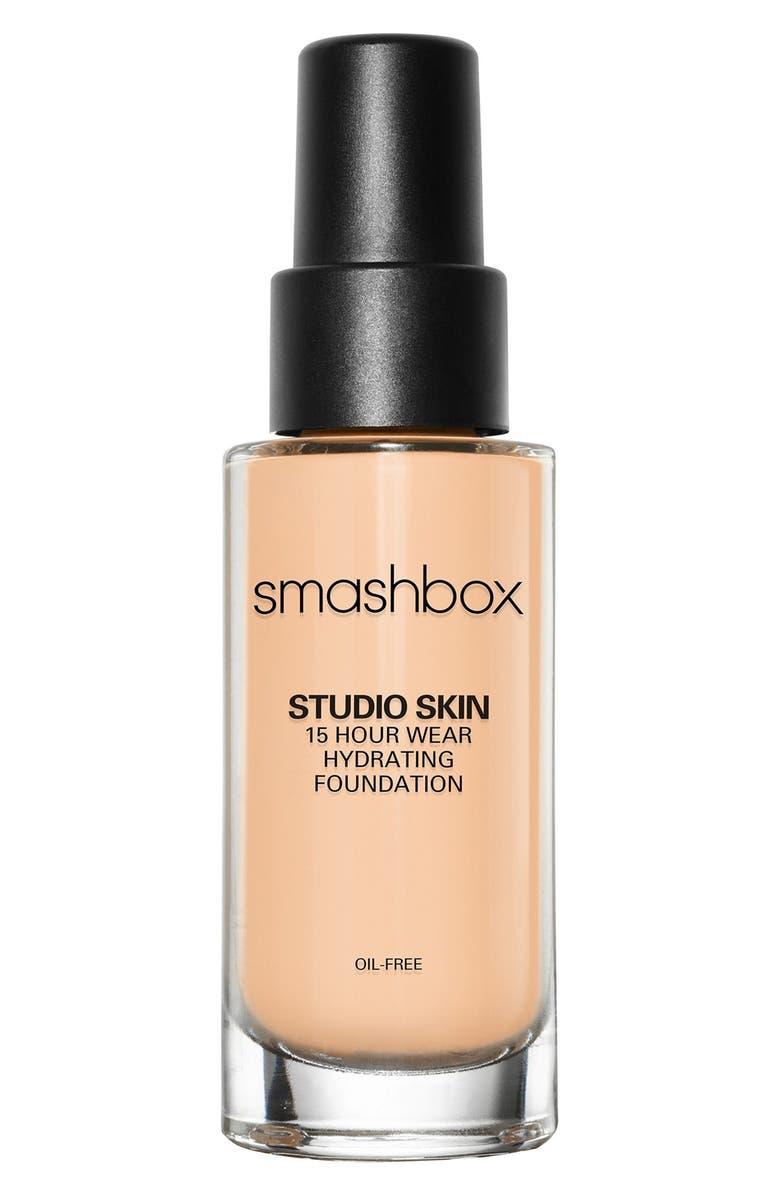 Smashbox STUDIO SKIN 15 HOUR WEAR HYDRATING FOUNDATION - 2.1 - LIGHT BEIGE