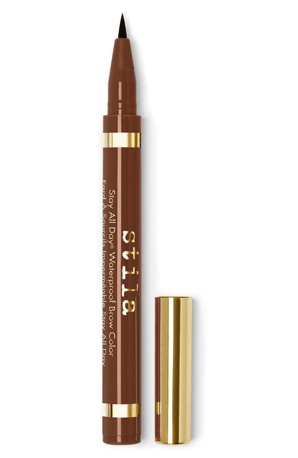 Alternate Image 1 Selected - stila 'stay all day' waterproof brow color