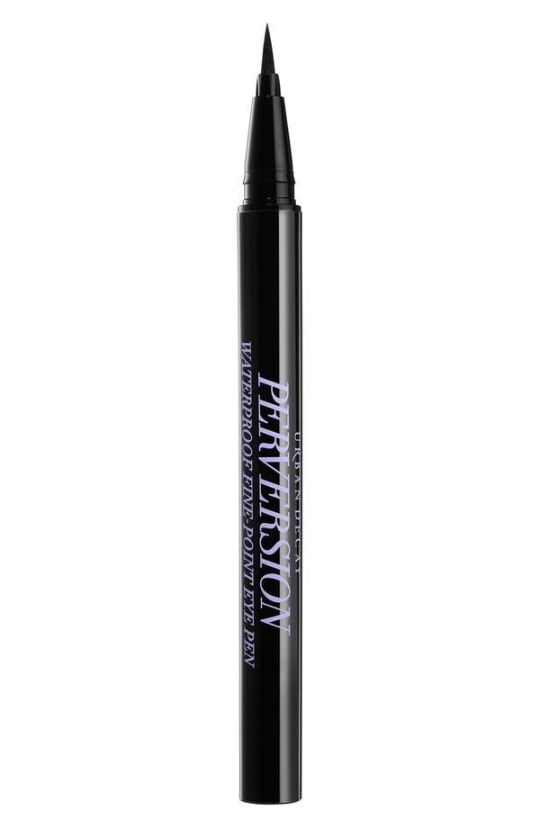 Alternate Image 1 Selected - Urban Decay Perversion Waterproof Fine-Point Eye Pen