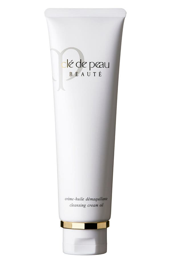 Cleansing Cream Oil,                         Main,                         color, No Color