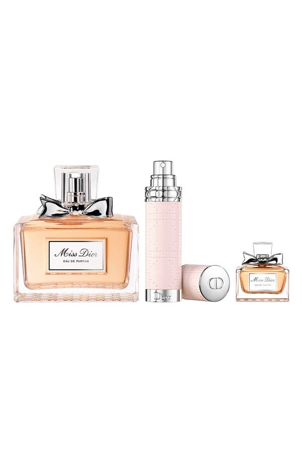 'Miss Dior' Eau de Parfum Deluxe Set,                             Alternate thumbnail 2, color,                             No Color