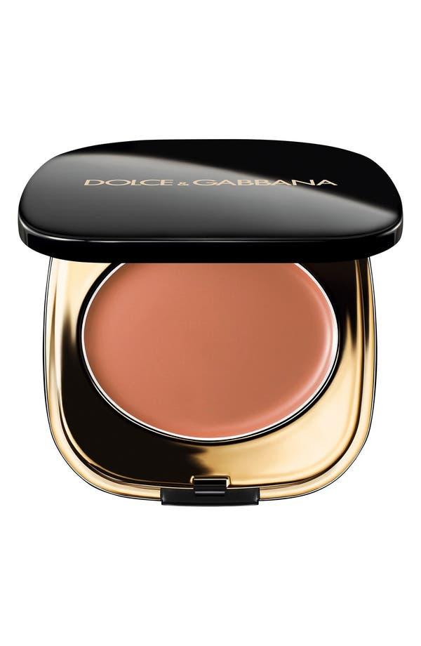 Main Image - Dolce&Gabbana Beauty 'Blush of Roses - Rosa del Deserto' Creamy Face Colour