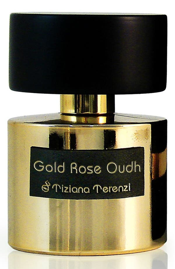 'Gold Rose Oudh' Extrait de Parfum,                             Main thumbnail 1, color,                             No Color
