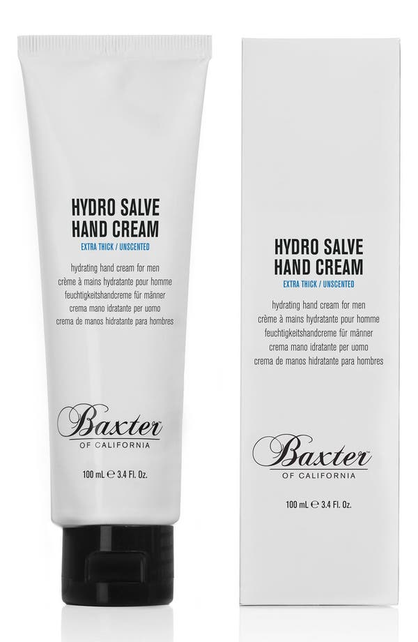 Hydro Salve Hand Cream,                             Main thumbnail 1, color,                             No Color