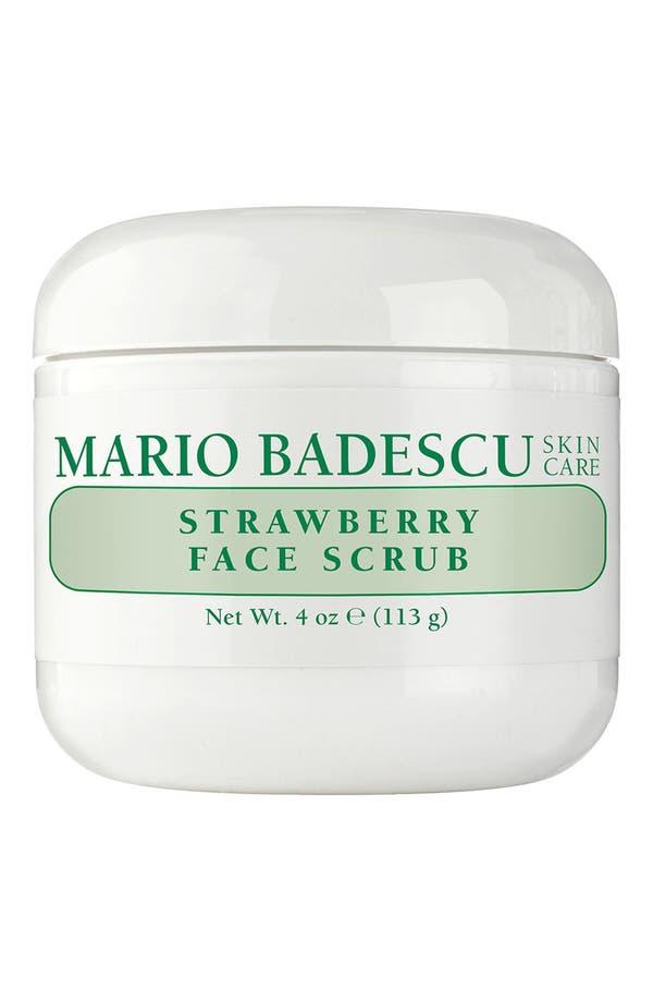 Main Image - Mario Badescu Strawberry Face Scrub