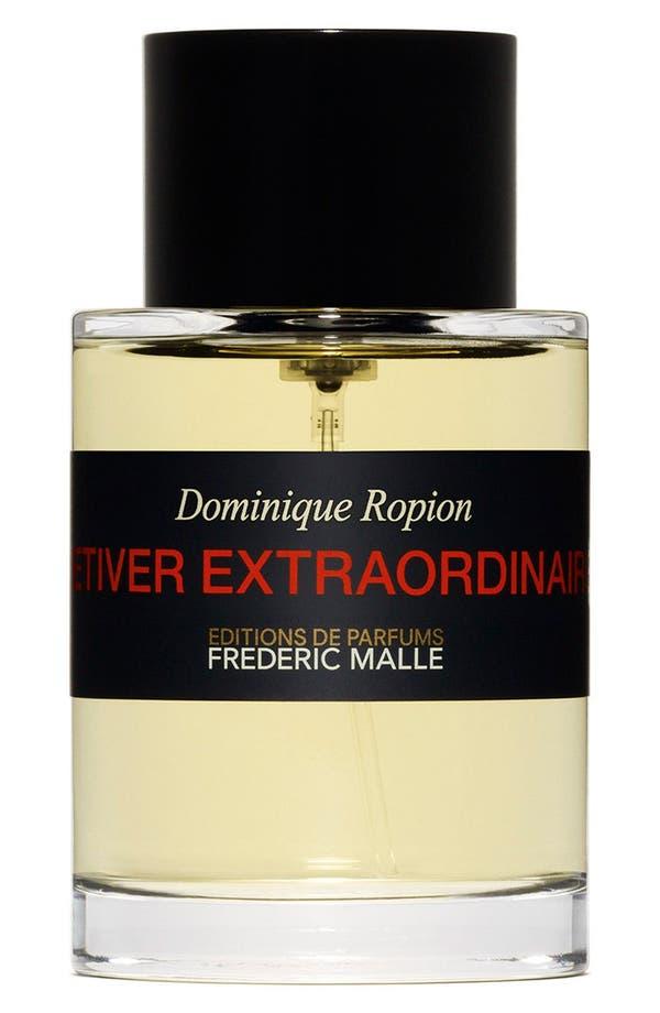 Main Image - Editions de Parfums Frédéric Malle Vetiver Extraordinaire Parfum Spray