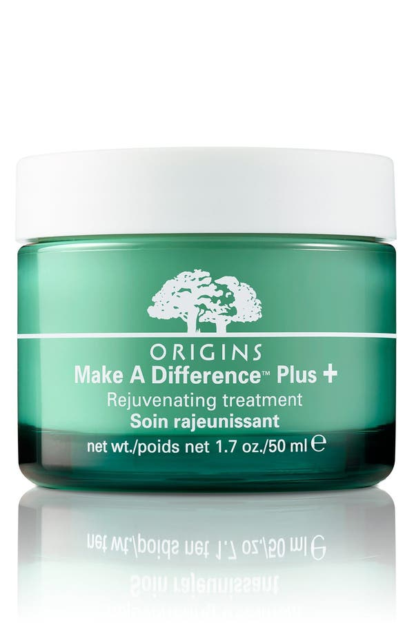 Alternate Image 1 Selected - Origins Make A Difference™ Plus+ Rejuvenating Treatment