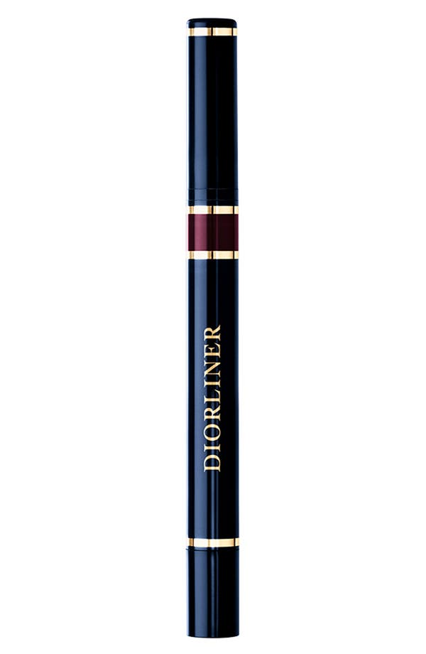 'DiorLiner' Eyeliner,                             Main thumbnail 1, color,                             Plum