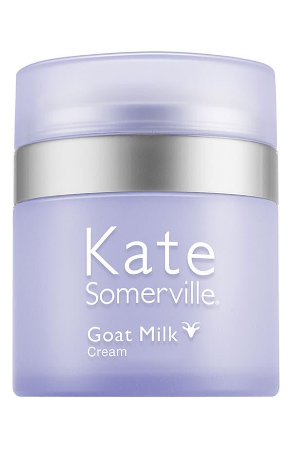 Alternate Image 1 Selected - Kate Somerville® Goat Milk Cream