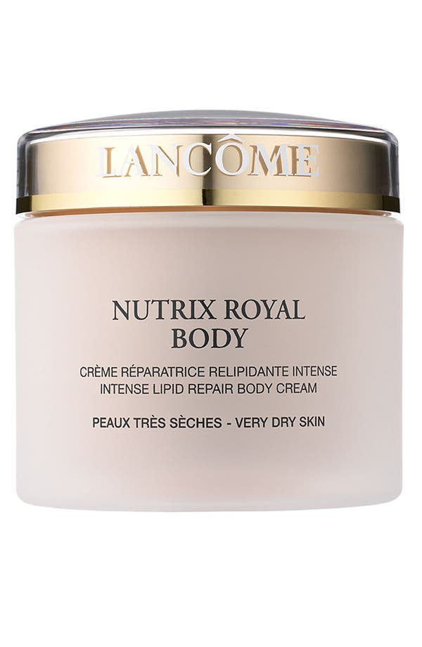 Nutrix Royal Body Nourishing Moisturizer Cream,                             Main thumbnail 1, color,