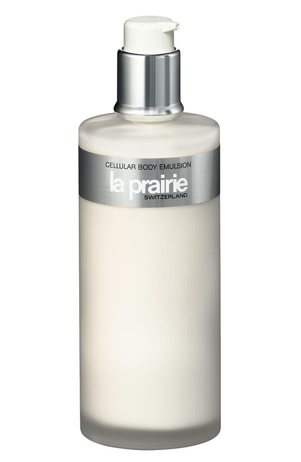 Alternate Image 1 Selected - La Prairie Cellular Body Emulsion