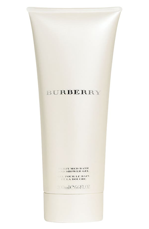 Alternate Image 1 Selected - Burberry Perfumed Bath and Shower Gel